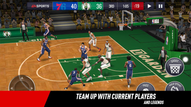 NBA LIVE Mobile Basketball screenshot 19
