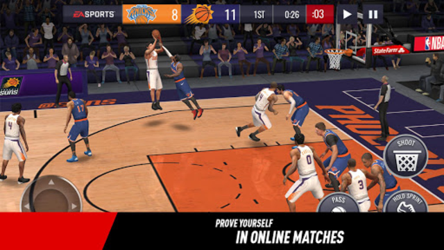 NBA LIVE Mobile Basketball screenshot 20