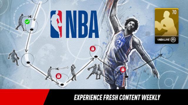 NBA LIVE Mobile Basketball screenshot 21