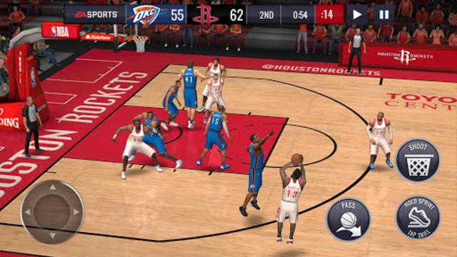 NBA LIVE Mobile Basketball screenshot 23