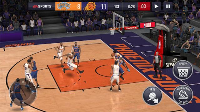 NBA LIVE Mobile Basketball screenshot 24