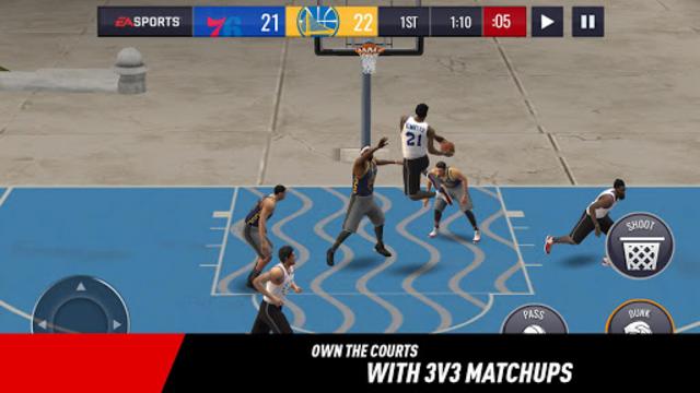 NBA LIVE ASIA screenshot 17