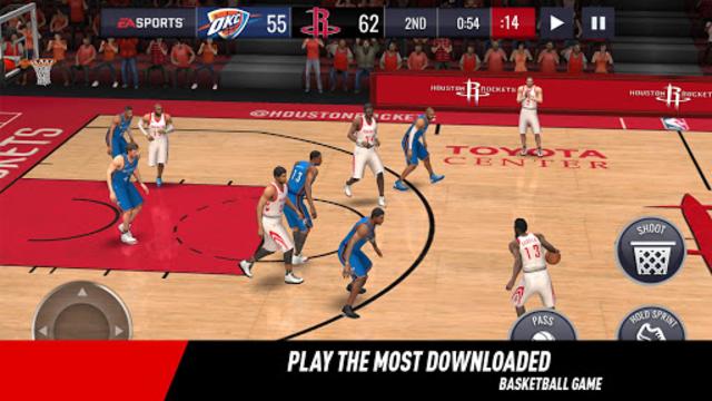 NBA LIVE ASIA screenshot 18