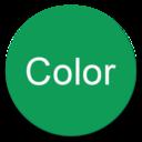 Icon for Material Design Color