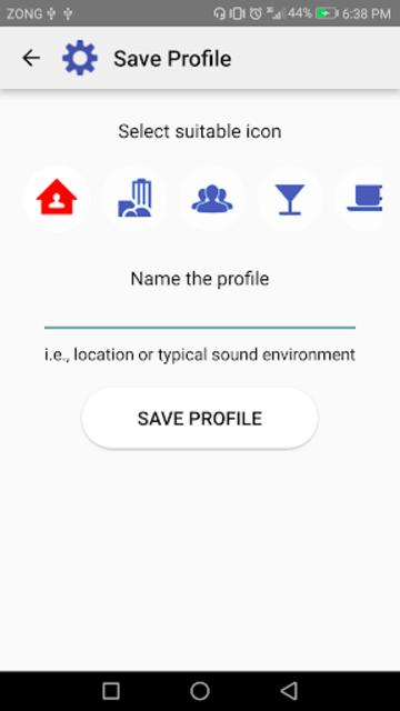 EarShot—Hearing Aid screenshot 1