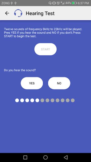 EarShot—Hearing Aid screenshot 2