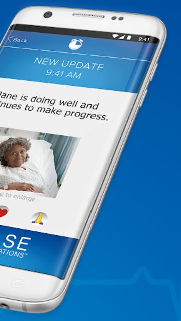 EASE Applications Messaging screenshot 15