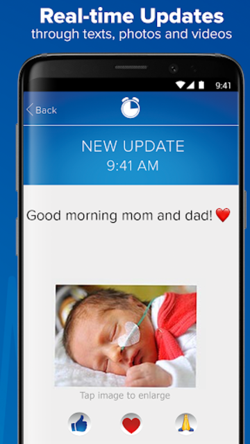 EASE Applications Messaging screenshot 16