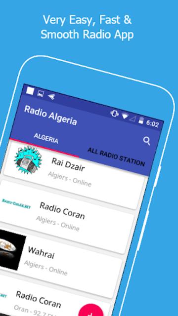 About: All Algeria Radios (Google Play version)   All Algeria Radios