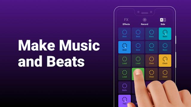 Groovepad - Music & Beat Maker screenshot 1