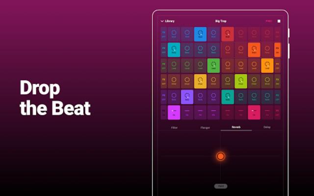 Groovepad - Music & Beat Maker screenshot 9