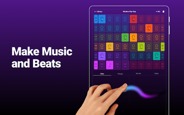 Groovepad - Music & Beat Maker screenshot 11