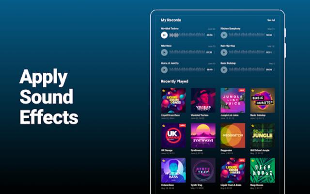 Groovepad - Music & Beat Maker screenshot 13