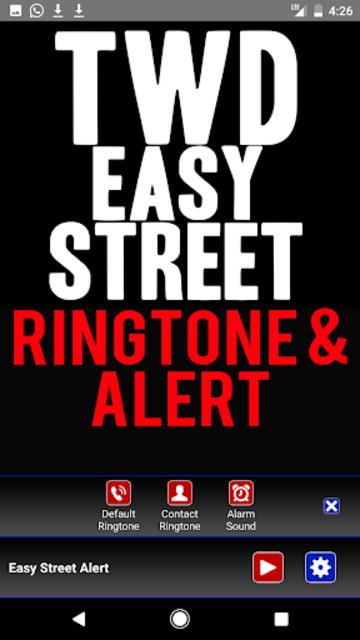 Easy Street Ringtone screenshot 2