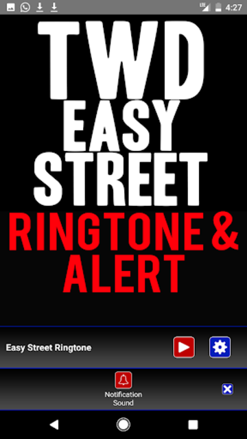 Easy Street Ringtone screenshot 3