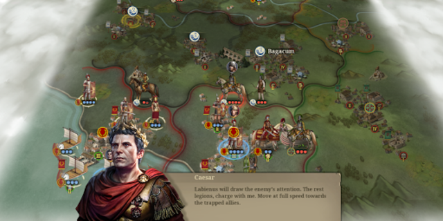 Great Conqueror:Rome screenshot 3