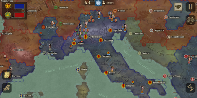 Great Conqueror:Rome screenshot 4