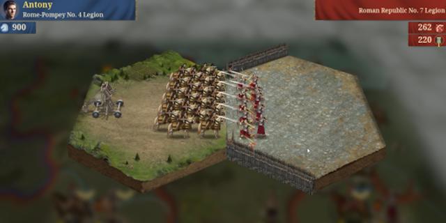 Great Conqueror:Rome screenshot 5