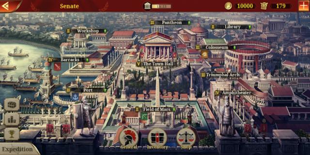 Great Conqueror:Rome screenshot 7