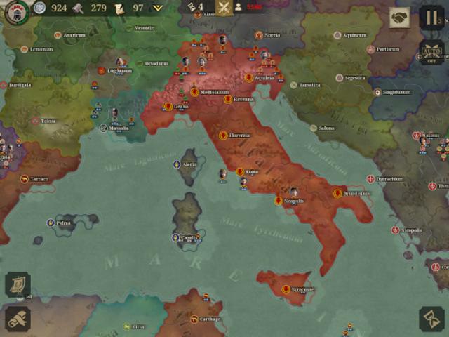 Great Conqueror:Rome screenshot 9