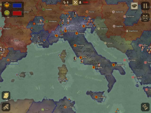 Great Conqueror:Rome screenshot 12