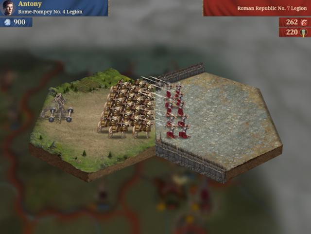 Great Conqueror:Rome screenshot 13