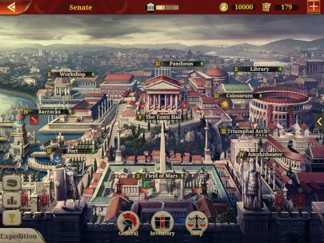Great Conqueror:Rome screenshot 15