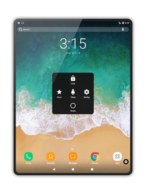 Assistive Touch for Android screenshot 1