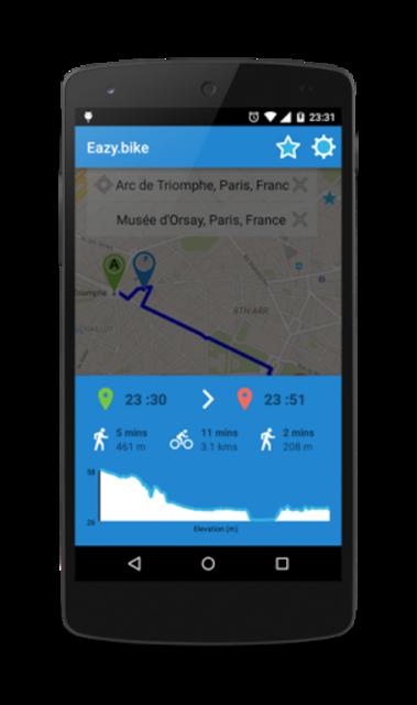 Eazy.bike Pro screenshot 2