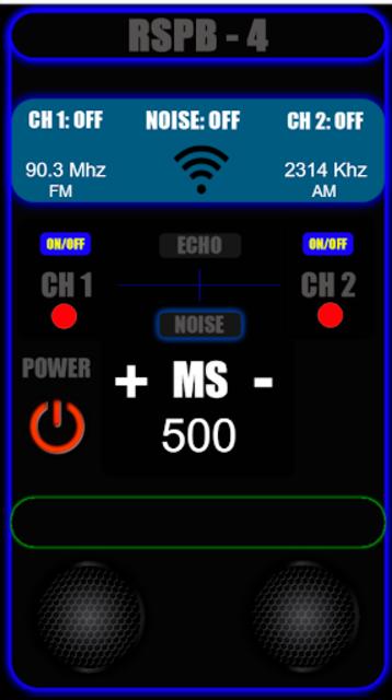 Radio Spirit Box 4 EUA screenshot 1