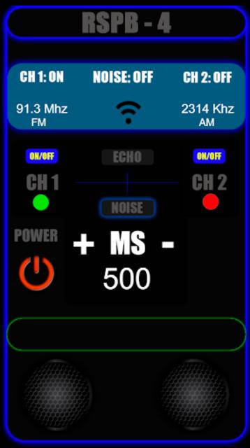 Radio Spirit Box 4 EUA screenshot 2