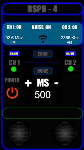 Radio Spirit Box 4 EUA screenshot 3