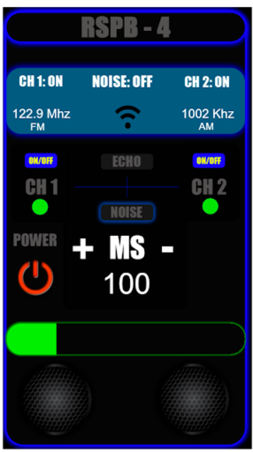 Radio Spirit Box 4 EUA screenshot 4