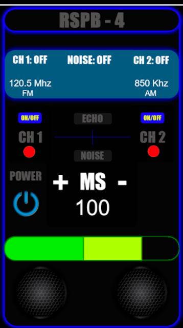 Radio Spirit Box 4 EUA screenshot 5