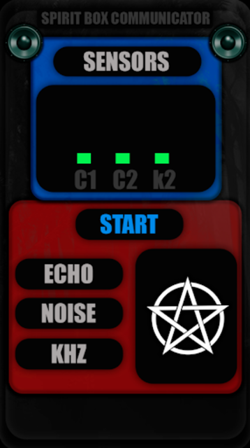 Spirit Box Communicator screenshot 1