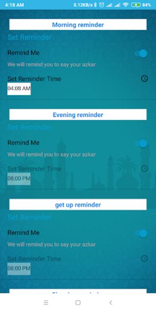 10 minutes supplications (PRO) screenshot 2