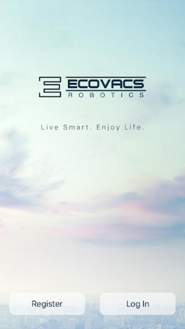 ECOVACS screenshot 1