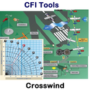 Icon for CFI Tools Crosswind Calculator