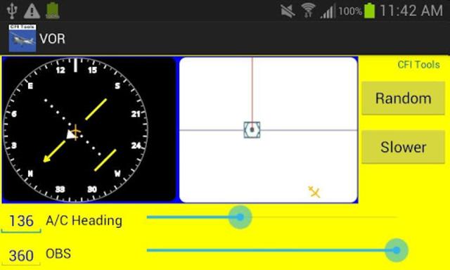CFI Tools General Aviation screenshot 8