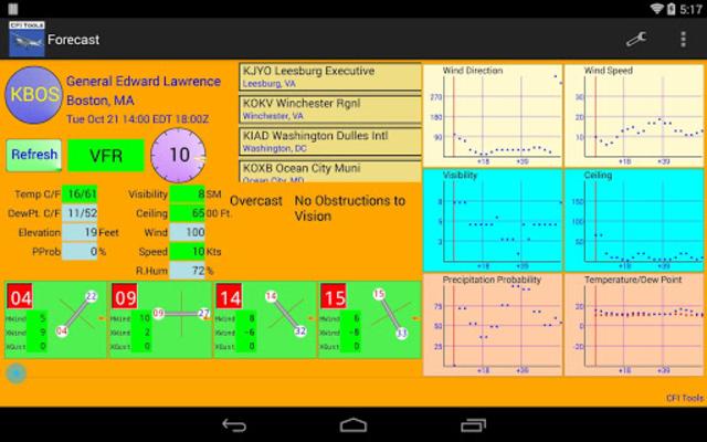 CFI Tools General Aviation screenshot 20