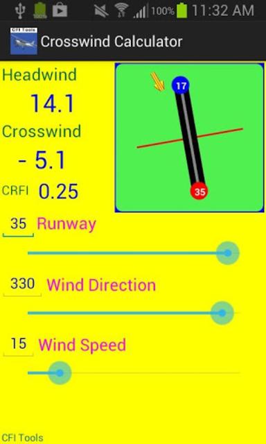 CFI Tools General Aviation screenshot 3