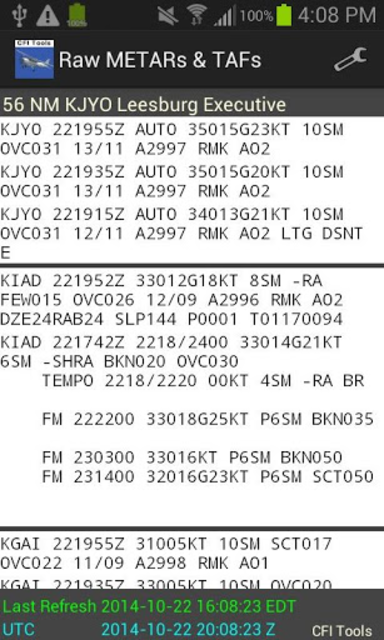 CFI Tools General Aviation screenshot 7