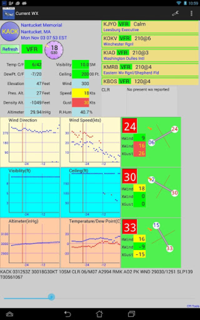 CFI Tools General Aviation screenshot 9