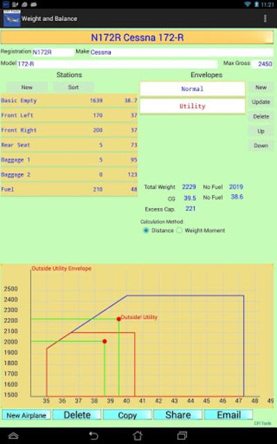 CFI Tools General Aviation screenshot 13