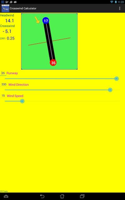 CFI Tools General Aviation screenshot 14