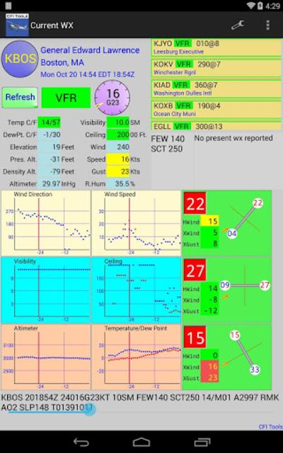CFI Tools General Aviation screenshot 17