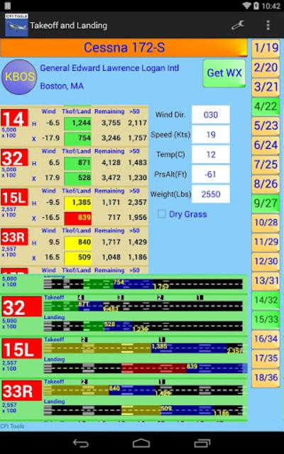 CFI Tools General Aviation screenshot 18