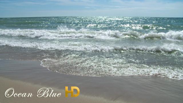 Ocean Blue HD screenshot 1