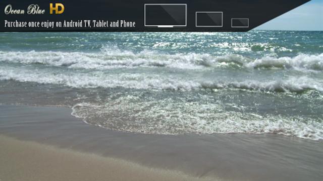 Ocean Blue HD screenshot 2