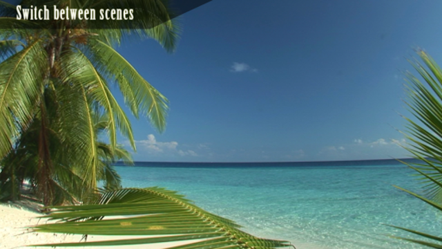Ocean Blue HD screenshot 4